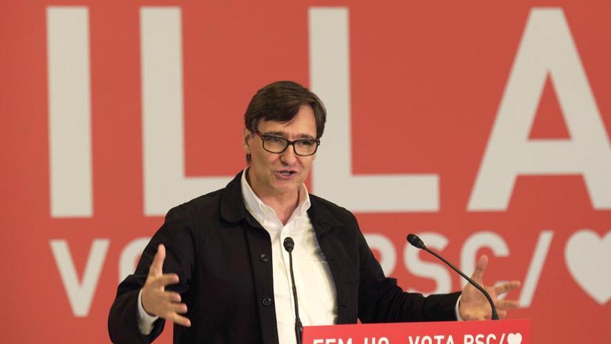 """Illa: """"Los votos del cambio que no vayan al PSC serán votos perdidos"""""""