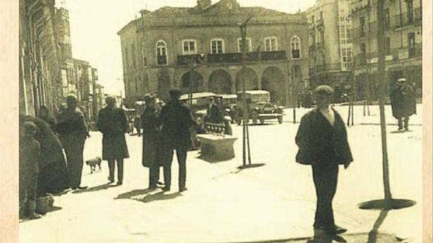 Una Plaza Mayor inacabada