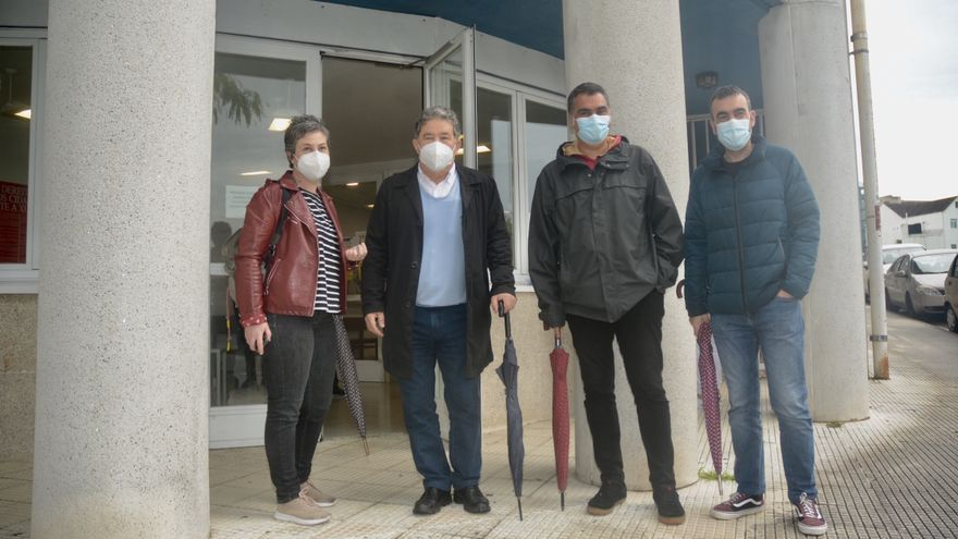 El alcalde declara que hubo intento de agresión en el escrache de los trabajadores de Ence