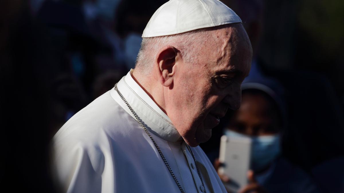 El Papa Francisco en el Vaticano