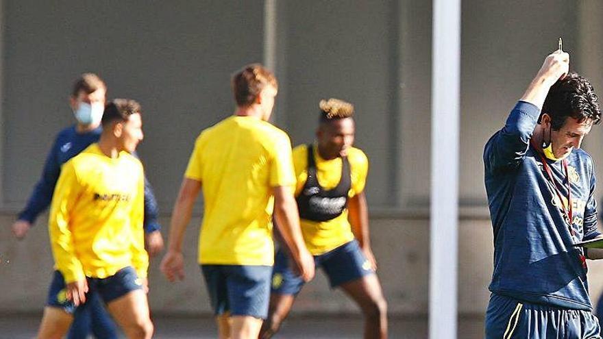 El vestuario 'groguet' no baja la guardia de cara a la Europa League