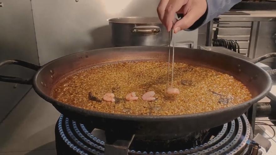 Toni Boix desvela los secretos del arroz a banda más transgresor