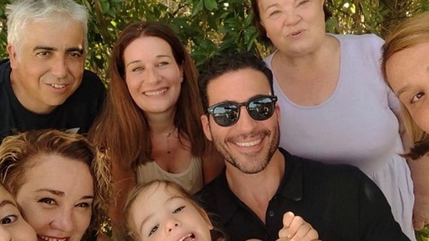 Miguel Ángel Silvestre apoya la lucha por la inclusión con la asociación Ibiza IN