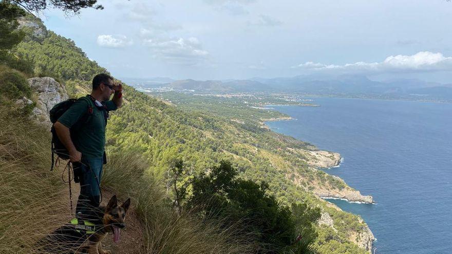 Bergrettung findet vermissten deutschen Wanderer auf Mallorca tot auf