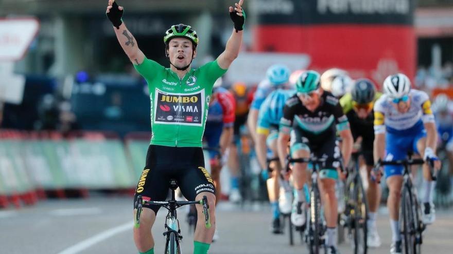Roglic no perdona en la Vuelta