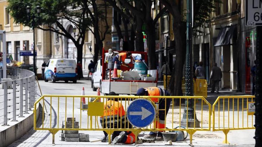 Urbanismo asegura que las obras ordinarias serán las únicas que no vayan al pleno del Ayuntamiento de Zaragoza