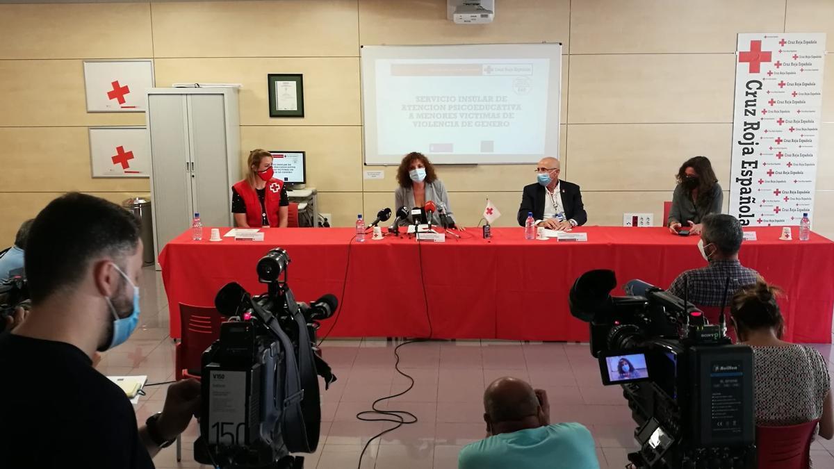 Presentation of the Child Psychoeducational Attention Service for Gender Violence