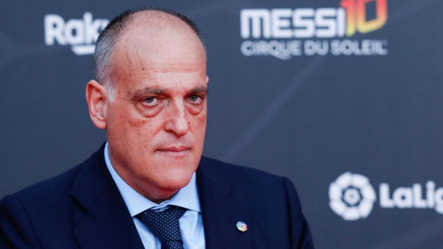Laliga demana que el Barça-Madrid del 26 d'octubre es jugui al Bernabéu per la situació a Catalunya