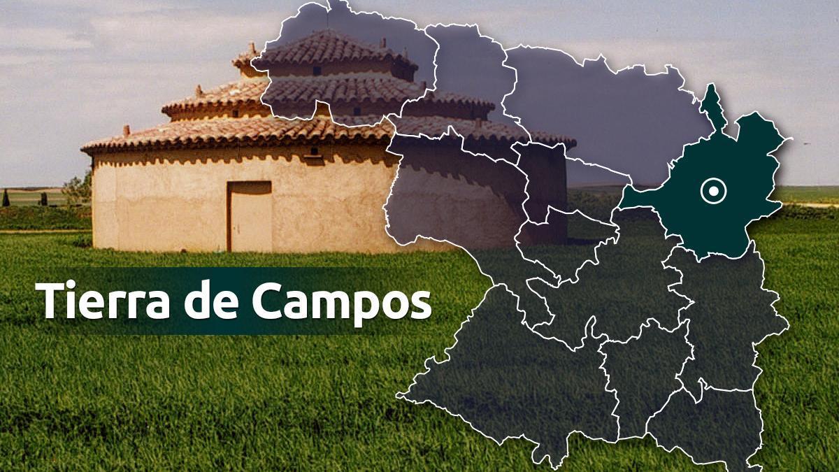 Tierra de Campos.