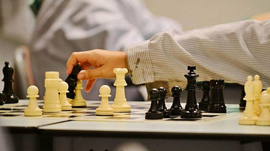 La FEDAC Sant Narcís, a un torneig mundial d'escacs