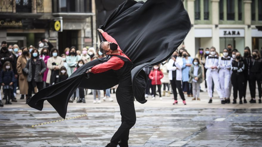 La Danza se reivindica en las tablas asturianas
