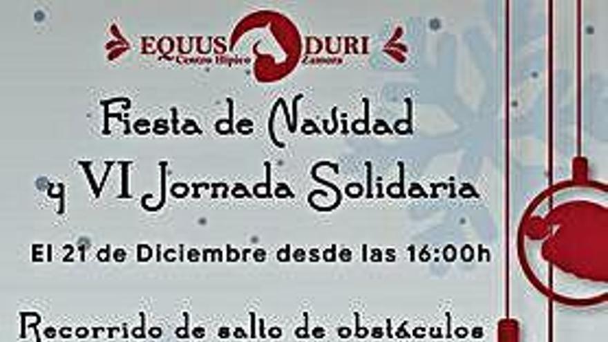 Equus Duri celebra su jornada solidaria