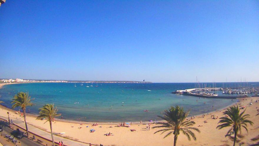Erneute Hitzewarnung für die Inselmitte Mallorcas