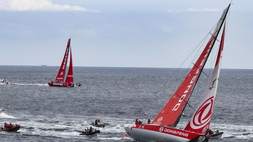 De Magallanes y Elcano a la Volvo Ocean Race, en San Fernando 40