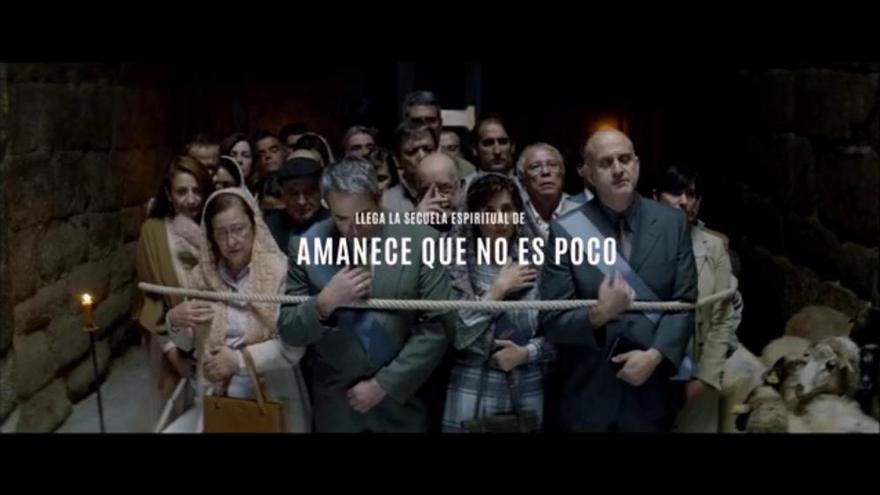 ESTRENES | José Luís Cuerda irromp als cinemes amb la comèdia d'absurd «Tiempo después»