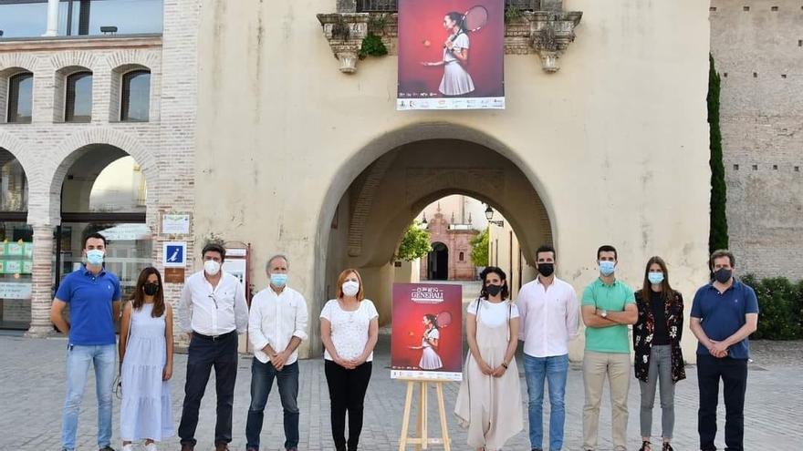 El Open Generali Ciudad de Palma del Río de tenis ya tiene cartel