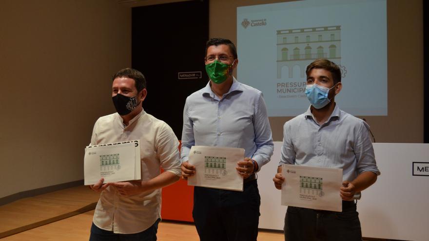 ECONOMÍA   Castelló eleva su presupuesto a 194 millones para la reactivación