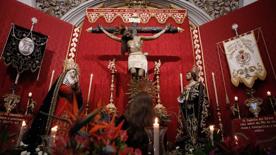 Jueves Santo. Cristo de Gracia