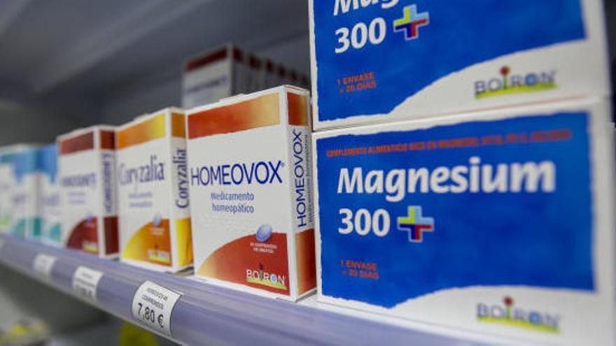Sanitat obligarà els productes homeopàtics a passar un control de qualitat i seguretat