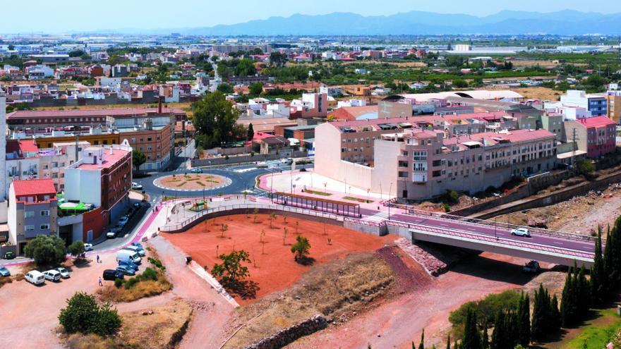 Nuevas zonas verdes y rutas ciclopeatonales en Castelló