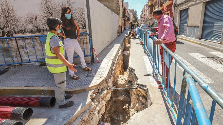 Orihuela descubre nuevos restos de sus murallas y viviendas islámicas