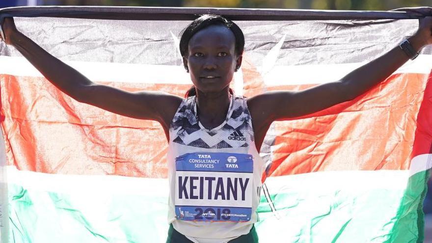 Cuarta victoria para la keniana Mary Keitany
