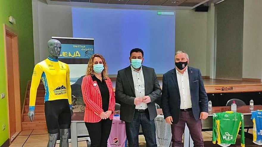 La XIX Challenge de la Montaña Central tendrá 140 ciclistas