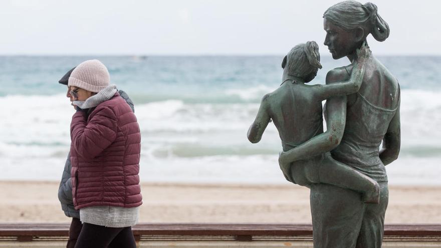 Temperaturas bajas en el interior de Alicante para el fin de semana de Reyes