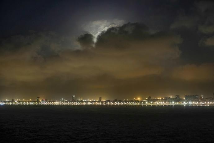Las Palmas de Gran Canaria. Remolcadores de Odiel Towage, empresa filial del grupo alemán Fairplay, atracados en el Puerto de La Luz.  | 09/03/2020 | Fotógrafo: José Carlos Guerra