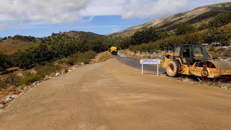Concluye el proyecto de señalización turística en vías del Jerte y Ambroz