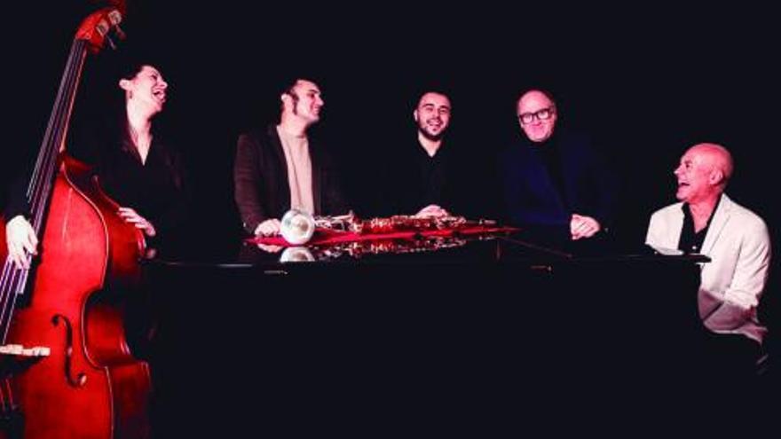 Local Jazz Band presenta en concierto su último trabajo, 'Paisajes sonoros'