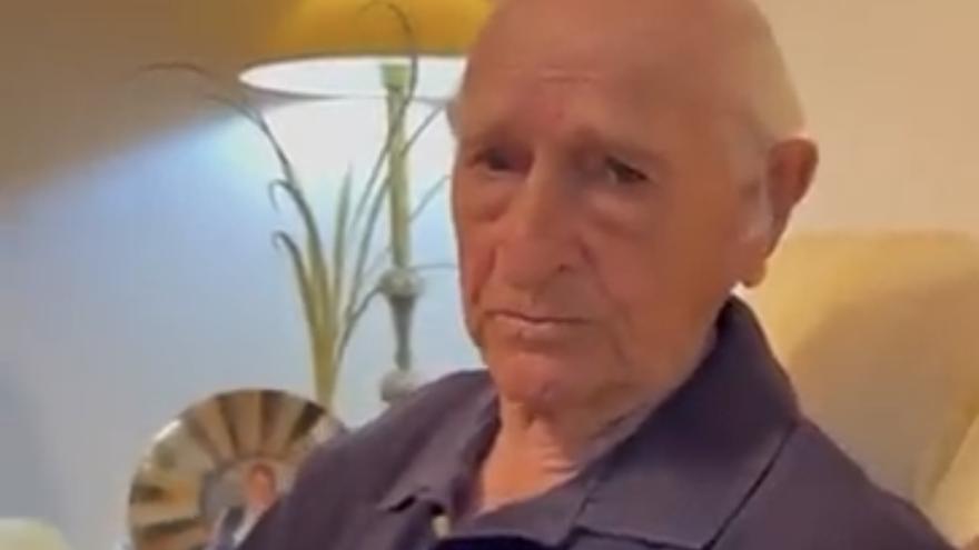 'O Parrallo', el abuelo gallego que quiere celebrar su 90 cumpleaños con una felicitación de Rafa Nadal