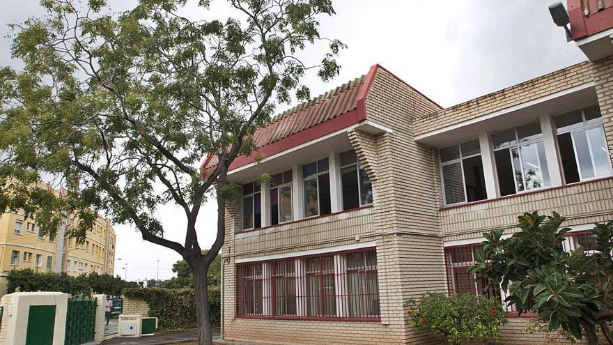 Educación retirará en verano el amianto de tres centros de Sagunt