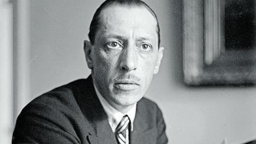 El genio de Stravinsky
