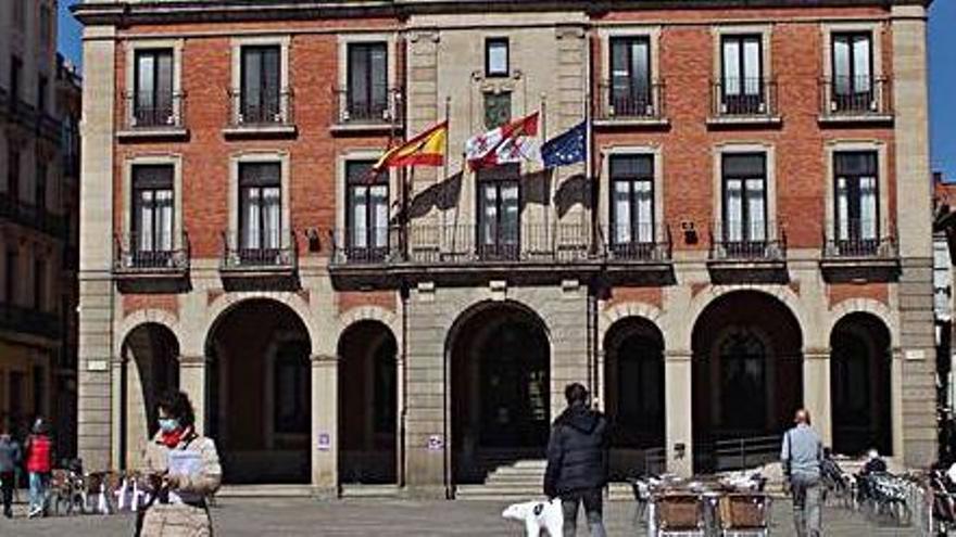 """Zamora apuesta por un """"liderazgo del Estado"""" en los fondos europeos"""