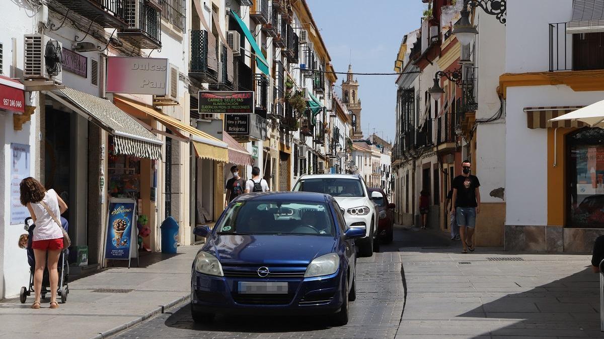 El Ayuntamiento prevé empezar esta primavera las obras para peatonalizar el eje Realejo-San Lorenzo