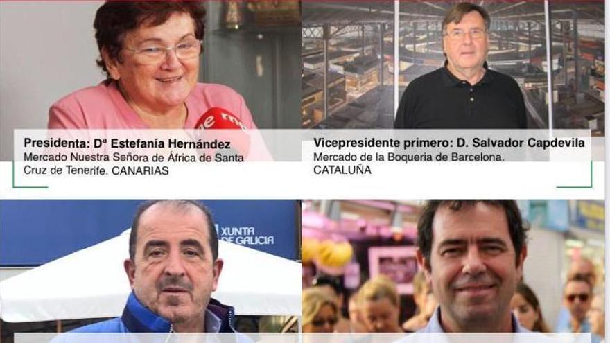 Nace la confederación de Mercados Tradicionales de Abastos de España.
