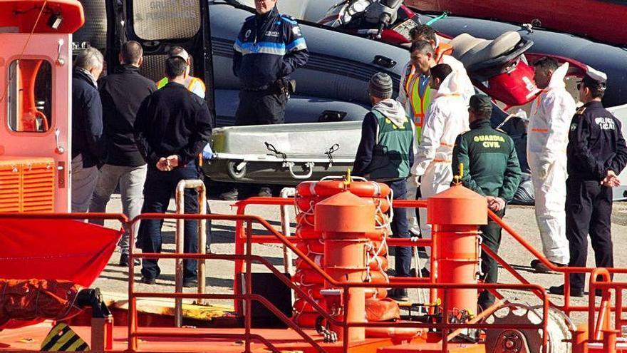 """Detenido el armador del """"Rúa Mar"""" en una operación contra el tráfico de droga"""