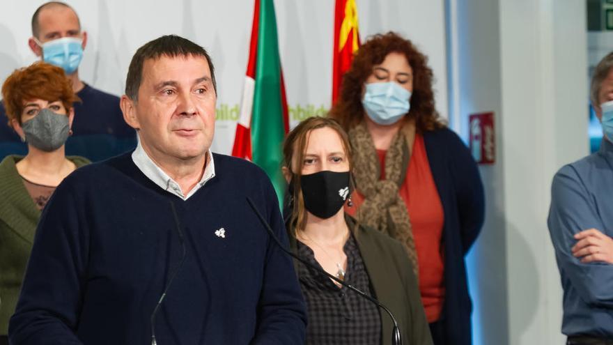 Los acusados en el caso Bateragune recurren al TC para no repetir el juicio