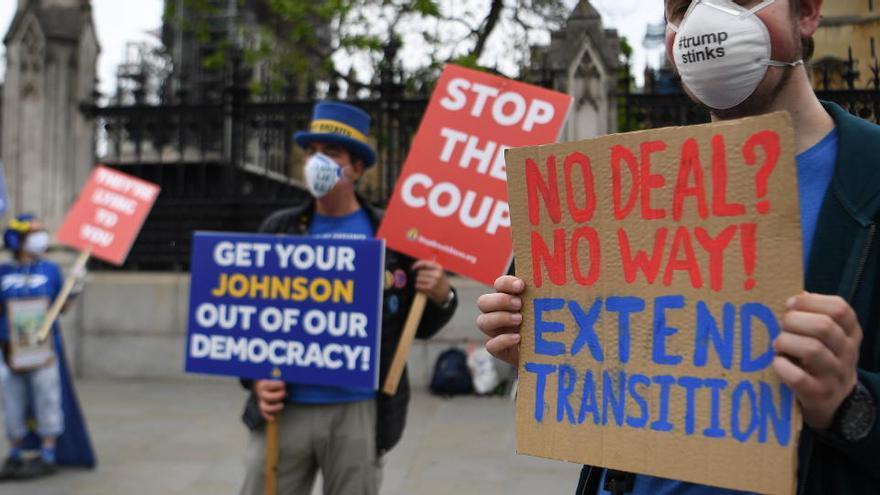 Seis meses para dar un último impulso al acuerdo 'posbrexit'