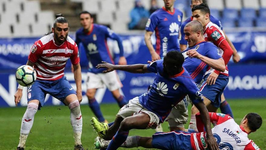 El Oviedo cambia su dinámica