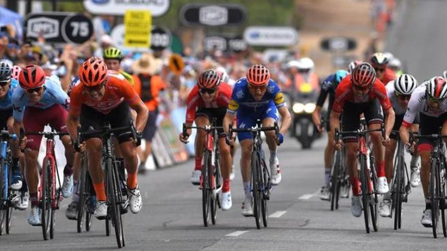 Luis León y Rubén Fernández brillan en la cuarta etapa en Australia