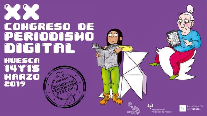 Congreso de Periodismo Digital / Últimas noticias