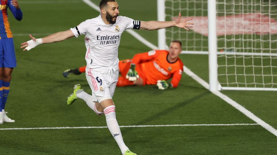 Todos los goles de la jornada 30 de LaLiga: Un punto del Atlético en Sevilla le vale para seguir líder