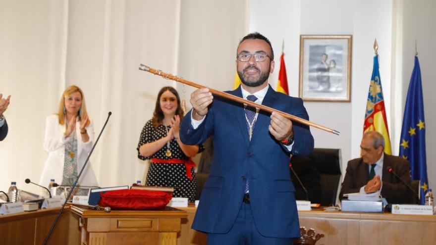 Benlloch, reelegido alcalde de Vila-real con mayoría absoluta y el apoyo de Podemos