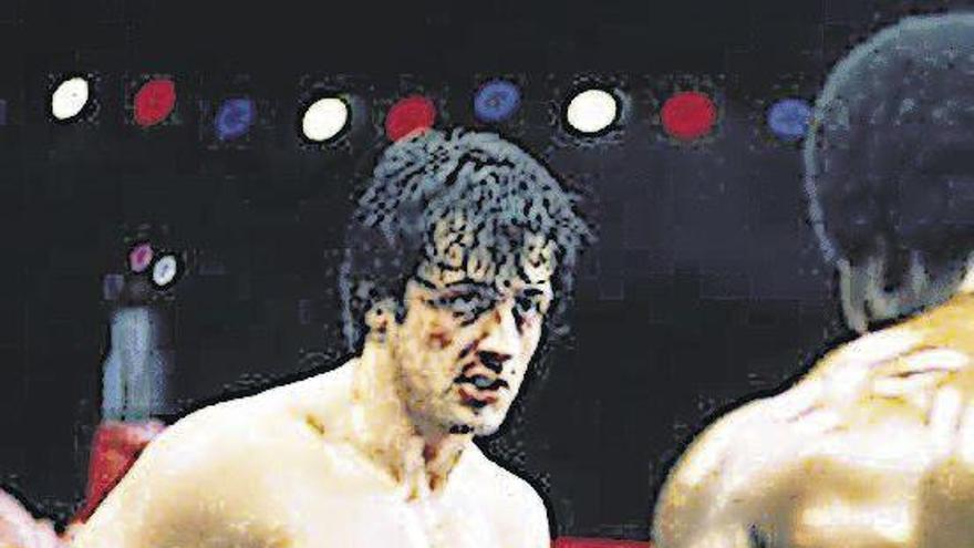 """Stallone vuelve a subir al ring de """"Rocky"""" para un documental"""