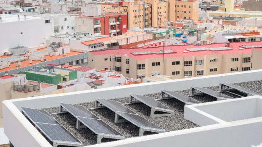 Se pone en marcha la bonificación del recibo del IBI por instalar placas solares