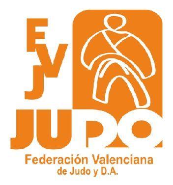 Logo Federación Valencia de Judo y Disciplinas asociadas