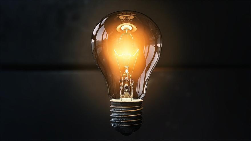 Tocar la luz