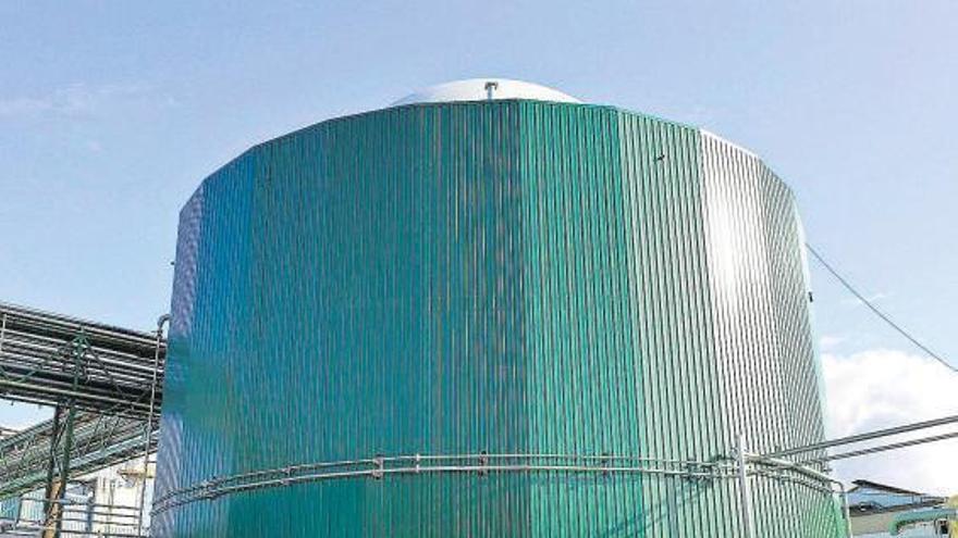 Coren relanza la primera planta de biogás del sector en España